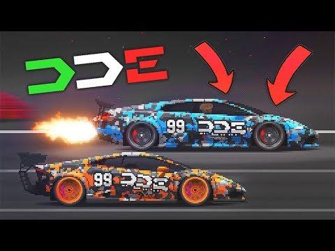 Pixel Car Racer HACK - FASTEST Supercars *ONLINE?*