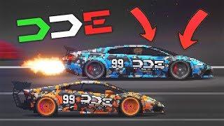 Pixel Car Racer - DDE LAMBORGHINI *MULTIPLAYER*
