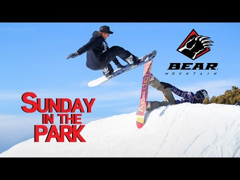 Sunday In The Park 2016 Episode 3 | TransWorld SNOWboarding