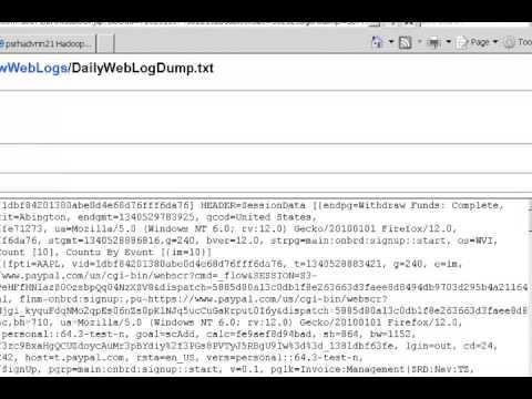 Informatica Big Data Edition: Complex File Parsing and Transformation on  Hadoop