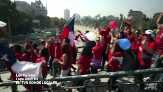 DJ MENDEZ COPA AMERICA 2015 TVN Copa America 2015 (ADELANTO)