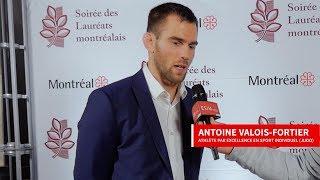 ESIM - Antoine Valois-Fortier - Soirée des Lauréats montréalais