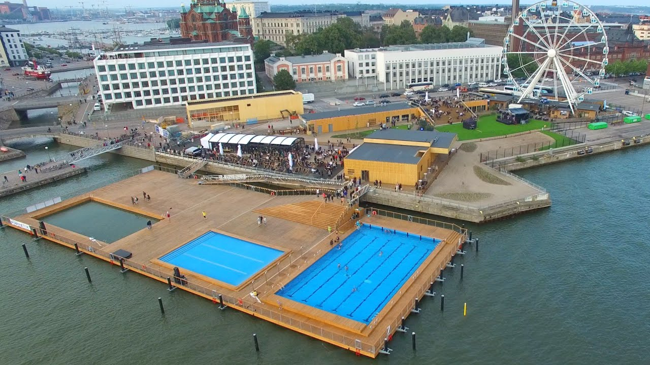 Helsinki Hotel With Swimming Pool