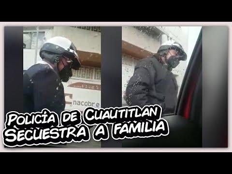 Policía Cuautitlán priva