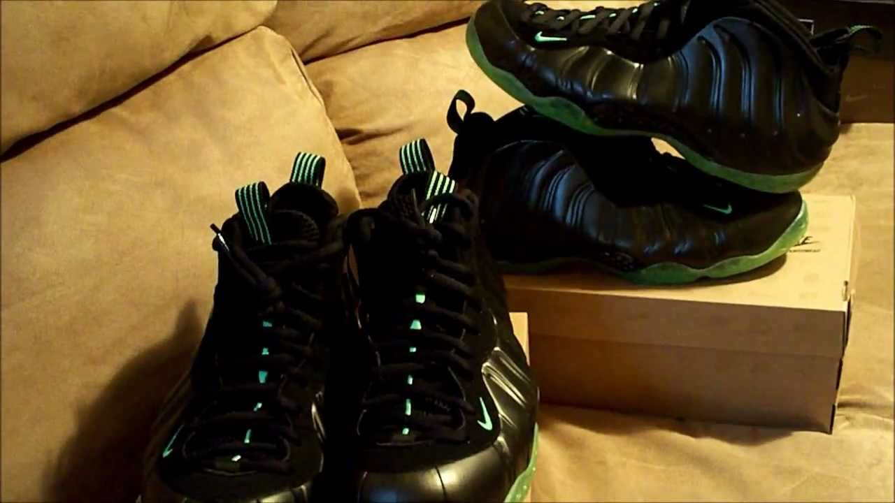 8f36e14caa4 Nike Air Foamposite One Neo Lime Black House Of Hoops Exclusive ...