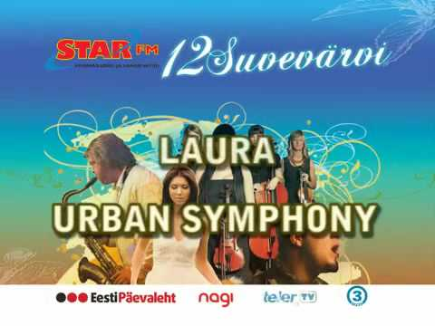 Urban Symphony Suvetuur (12 suvevärvi)