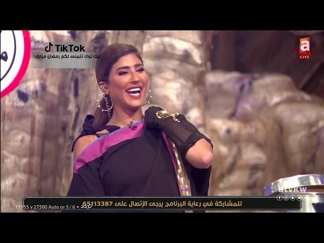 ليلى عبدالله و فيصل دشتي .. قمة الكوميديا في أول حلقة - أنزل بوشنكي حلقة 1