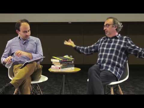Gary Shteyngart: Tales from the New Dystopia- Stroum Lectures 2018