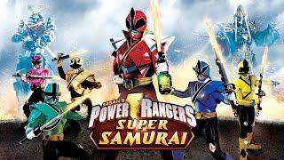 Power Rangers Super Samurai Walkthrough Complete Game Movie