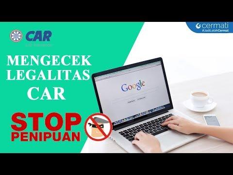 Legalitas Car 3i Network Di OJK