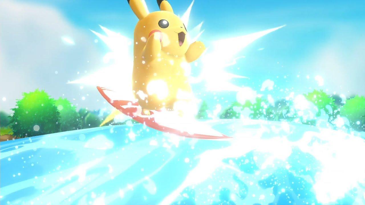 b4fbeb1b Personalize Your Adventure in Pokémon: Let's Go, Pikachu! or Pokémon: Let's  Go, Eevee!
