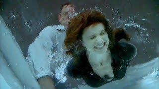 Пол Келлерман пытает Сару. Побег