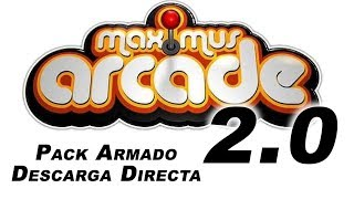 Maximus arcade Armado GRATIS 2019