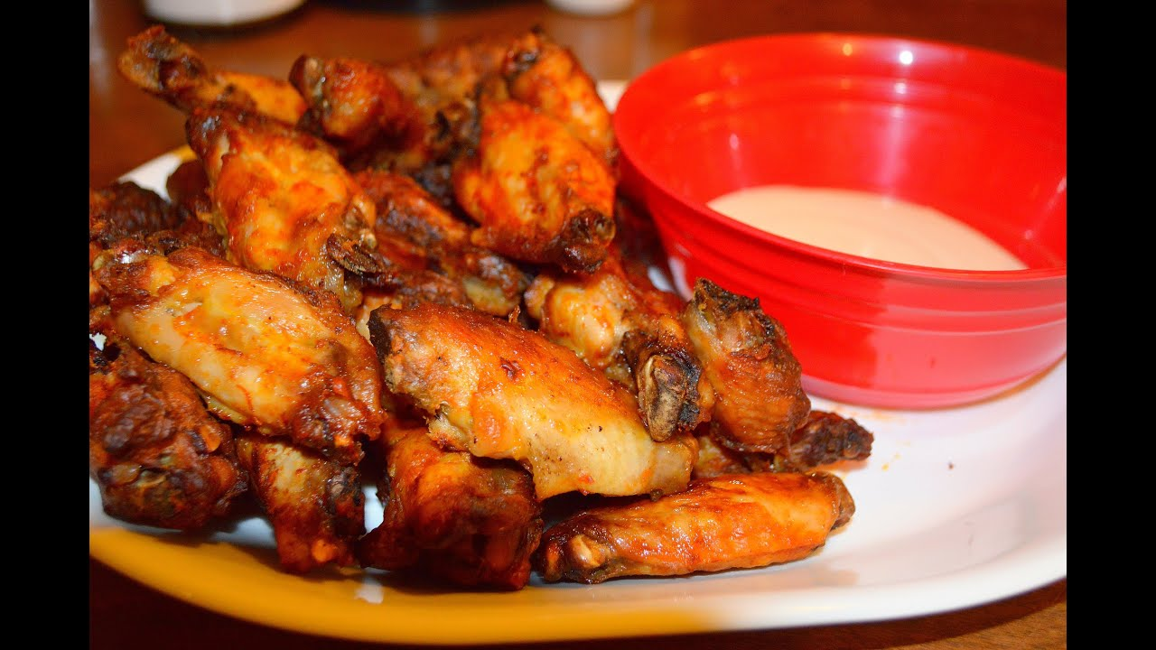 How To Cut Up & Cook Chicken Hot Wings On Your Nuwave Oven Pro Plus   Youtube