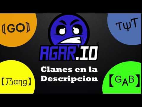 Todos los clanes de agar.io para copiar y pegar | all clans agar.io to copy and paste