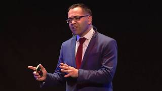 Can Hospitality Change The World? | Krish Kandiah | TEDxOxford