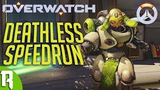Orisa Deathless Speedrun