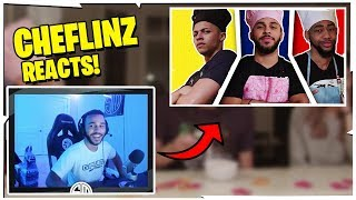 """Hamlinz reacts to """"TSM Fortnite Cook Off - Thanksgiving Edition"""""""