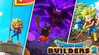 BOUWEN, VECHTEN EN QUESTEN?! - Dragon Quest Builders 2