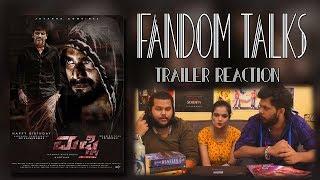 Fandom Talks: North Indians Reacts to Kannada Movie Mufti - Official Trailer