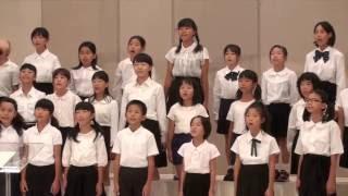碧南市立新川小学校 だって、ねこがひざで 作詞:高木あき子 作曲:横山潤子