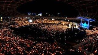 Christmas Huge Eve Song - HAI MARI BERHIMPUN - Natal Tiberias Gelora Bung Karno Senayan Indonesia