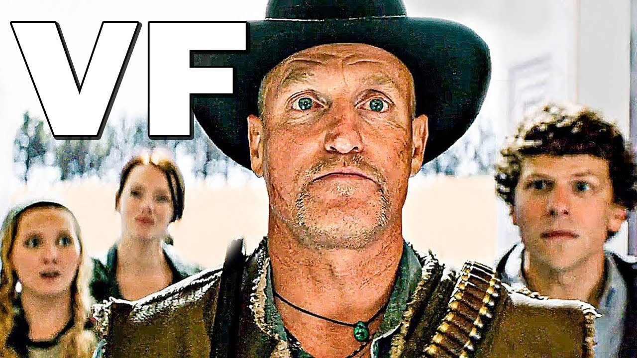 ZOMBIELAND 2 Bande Annonce VF (2019) Emma Stone, Woody Harrelson