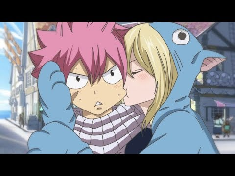 Do natsu and lucy get together