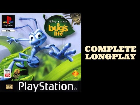 A Bug's Life | Complete Playstation Longplay