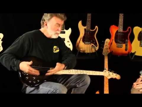 G&L M 2000: Tone Review and Demo with Paul Gagon