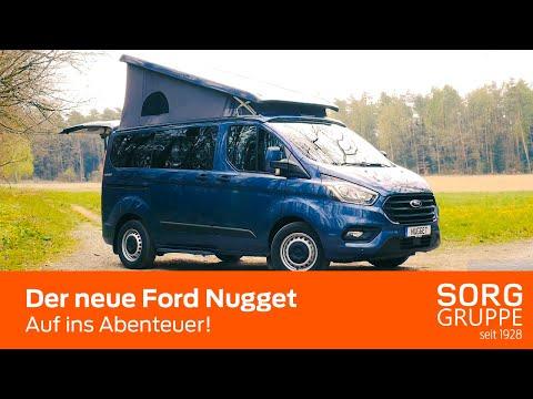 Der neue Ford Nugget 2019 von Westfalia