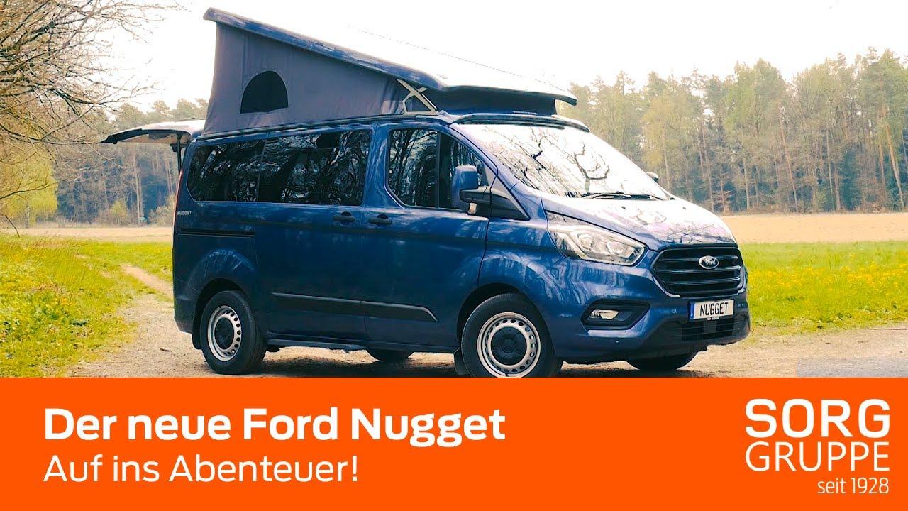 Der Neue Ford Nugget 2020 Von Westfalia Youtube