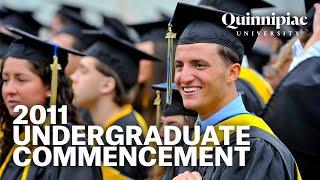 2011 Quinnipiac University Undergraduate Commencement
