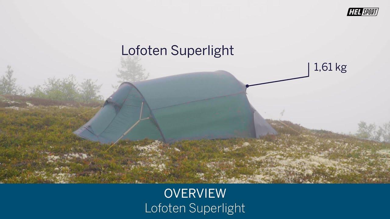 Lofoten Superlight 2 Camp | Helsport