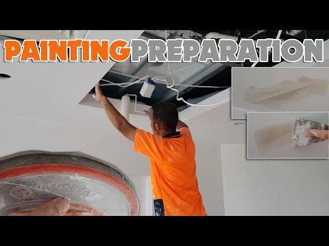 How to Prepare Walls Before Painting | DIY