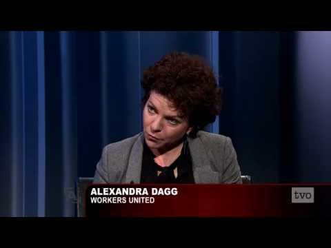 Alexandra Dagg: Building Union Jobs