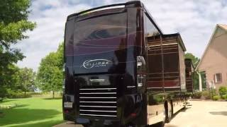 HD VIDEO USED 2016  WINNEBAGO ITASCA ELLIPSE ULTRA 42HL CLASS A MOTOR HOME RV BRONZE HALO INFO SEE W