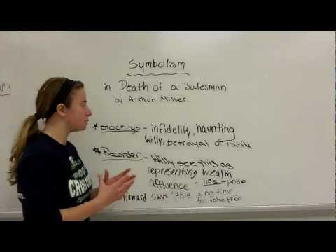 Book Babble 4 Symbolism in Death of A Salesman