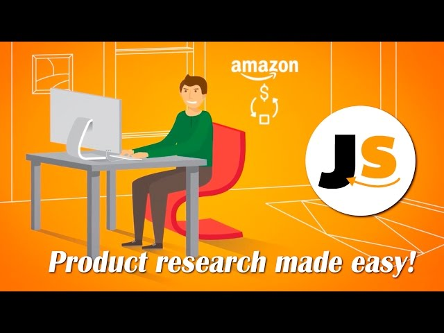 Jungle Scout makes Amazon Product Research Easy