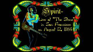 """Spirit- """"All Over the World"""""""