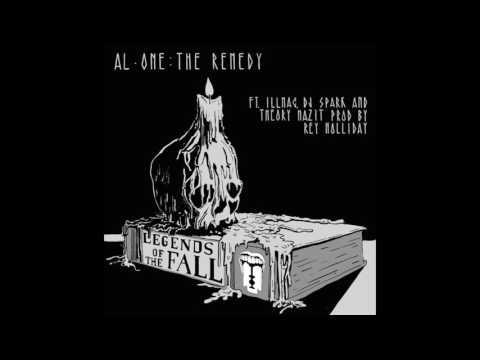 Al-One - Legends Of The Fall ft illmaculate & Theory Hazit