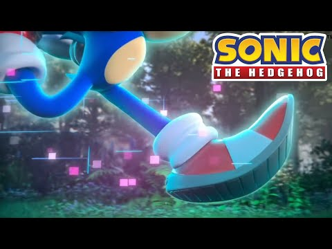 SONIC 2022 Teaser Trailer Sonic Central 30th Anniversary HD