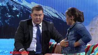 Казахи в Антарктиде! Саида Буркутбаева и Ерлан Касымжанулы (Мисс Чувство Юмора)
