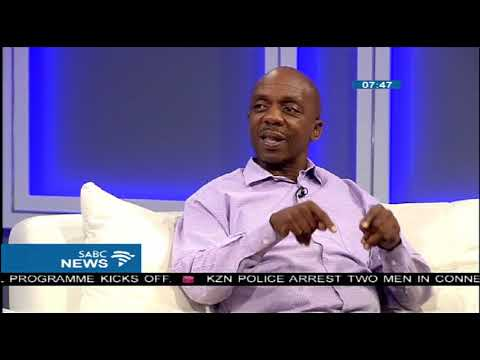 A call for a new approach to curb violence in schools: Themba Ndlovu