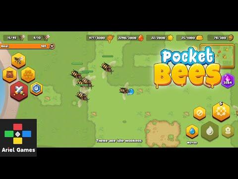 Pocket Bees: Colony Simulator [Trailer]