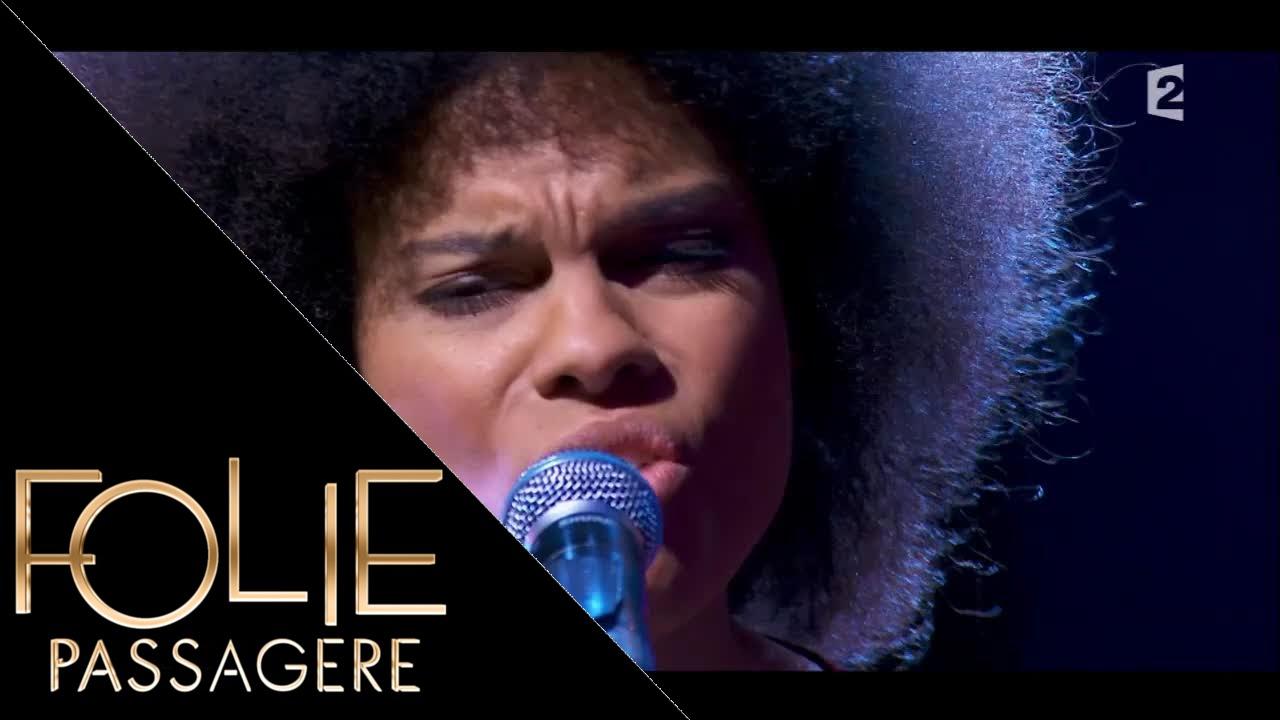 Gigi McFarlane reprend la chanson September de Earth, Wind & Fire - Folie Passagère 17/02/2016