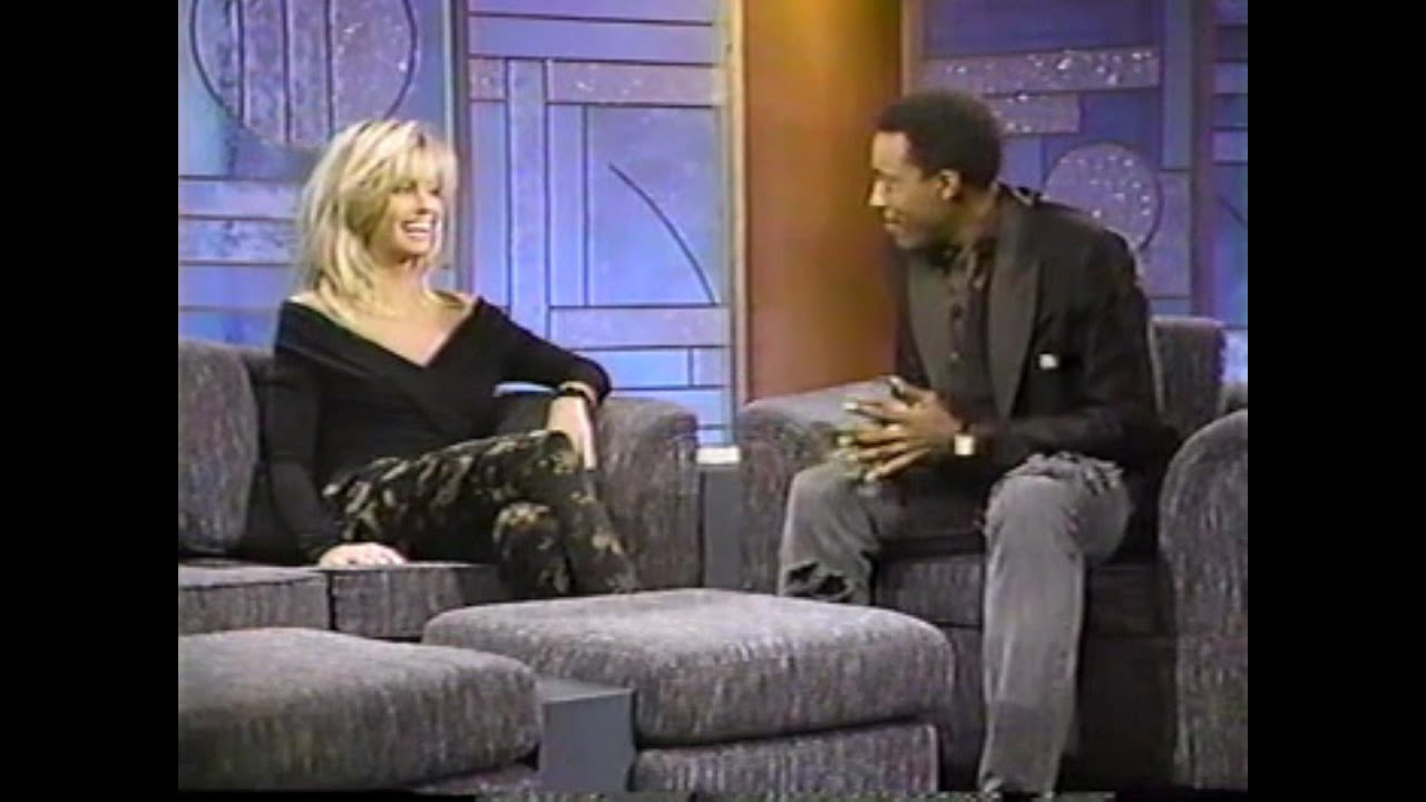 "Download Farrah Fawcett promoting ""Small Sacrifices"" on Arsenio (Nov 1989)"