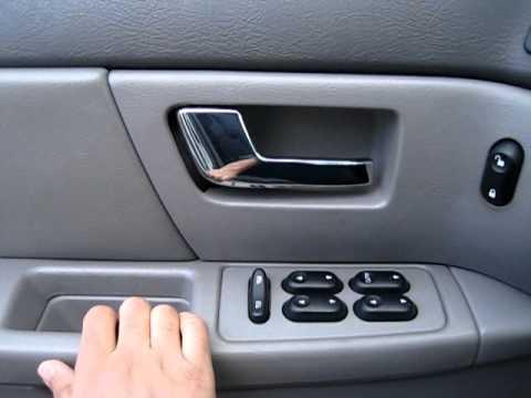 2000 Ford Taurus Interior Critique  YouTube