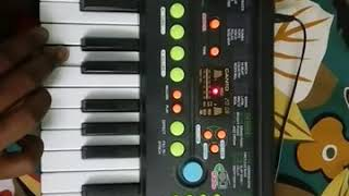 Vikram Vedha - Ratha Ratha Ra BGM Keyboard Notes