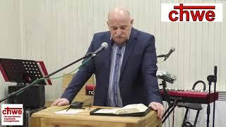 """Kazanie """"Nie baw się w chrześcijaństwo"""" – Pastor Andrzej Cyrikas"""